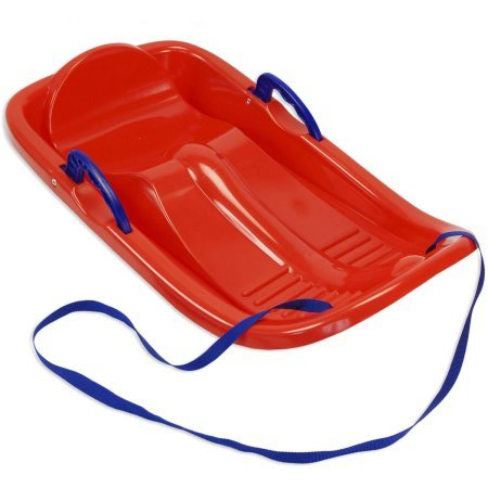 Kettler Snow Bird Sled in in Red