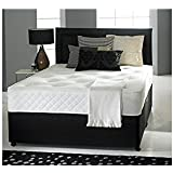 Divan Bed with Ortho Mattress, Headboard and 2 drawers (4ft6 Double) anda free delivery all over uk