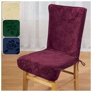 Amazon Com High Back Chair Covers Green Dining Chairs