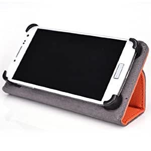 Universal Smartphone case with Stand / Mobile Phone Holder fits Xolo A500 Club