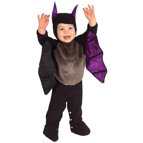 Lil Bat Costume - Newborn (Infant Haloween Costume)