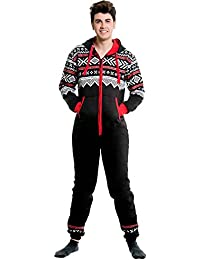 515df4ff2 Men s Novelty One Piece Pajamas