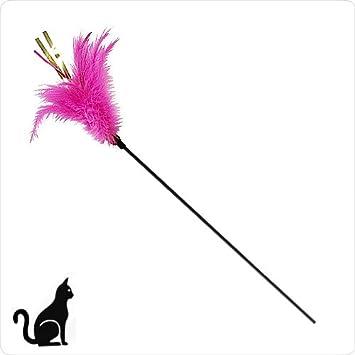 Europet Bernina, gato plumero con plumas: Amazon.es ...