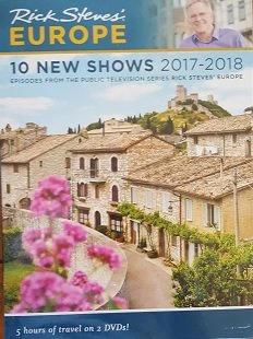 Rick Steves' Europe 10 New Shows 2017 - 2018 by Rick Steves