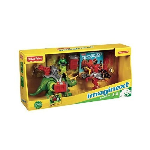 Fisher-Price Imaginext Dinosaur Playset