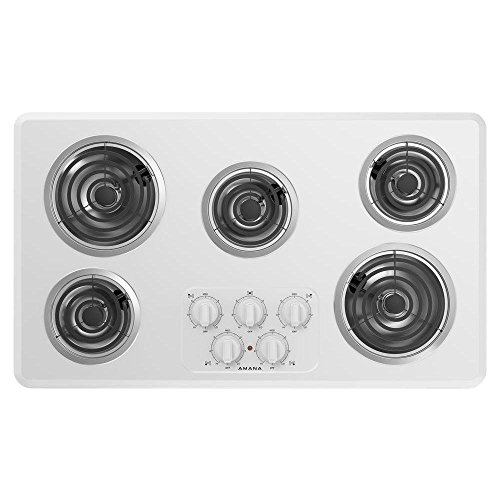 36 electric coil cooktop - 3