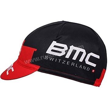 Rue Du bicicleta - Gorra ciclista BMC - 489747: Amazon.es ...