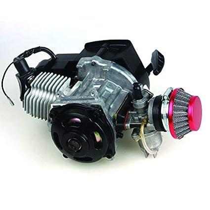 2-stroke Engine Motor 47cc for Pocket Mini Bike Scooter ATV