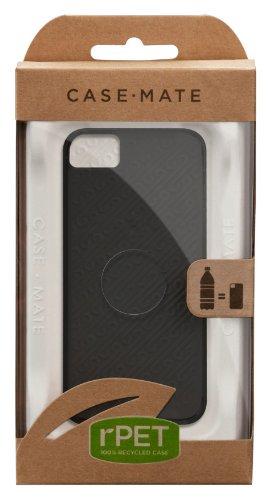 Case-Mate CM022576 rPET Schutzhülle für Apple iPhone 5 schwarz