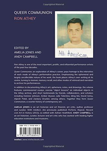 Queer Communion: Ron Athey: Amazon.es: Jones, Amelia ...