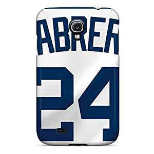 New Design Shatterproof IDk4317euLD Case For Galaxy S4 (detroit Tigers)