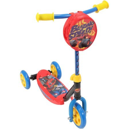 Playwheels-Blaze-and-the-Monster-Machines-3-Wheel-Scooter