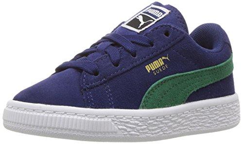 Green Girls Sneakers - 9
