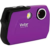 Vivitar 8.1MP Camera 1.8-Inch TFT Panel (Purple) Review Review Image