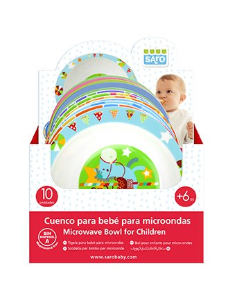 Saro 5256 - Vajilla, unisex: Amazon.es: Bebé
