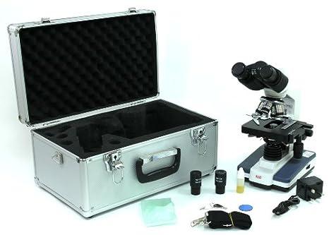Gx mikroskope f6d tragbar led profi mikroskop kit fernglas high