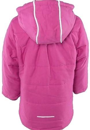 Adidas wattierte Jacke Kids Mädchen rosa Gr 104