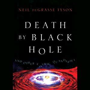 Death by Black Hole Hörbuch