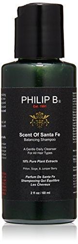 PHILIP B Scent of Santa Fe Balancing Shampoo, - Philip B Travel