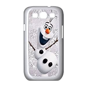 Samsung Galaxy S3 9300 Cell Phone Case White Olaf Phone Cases Generic XPDSUNTR19895