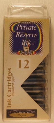Private Reserve International Ink Cartridges Sepia