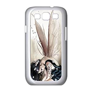 Wlicke Fairy Customised Durable samsung galaxy s3 i9300 Case, High Quality Protective Phone Case for samsung galaxy s3 i9300 with Fairy