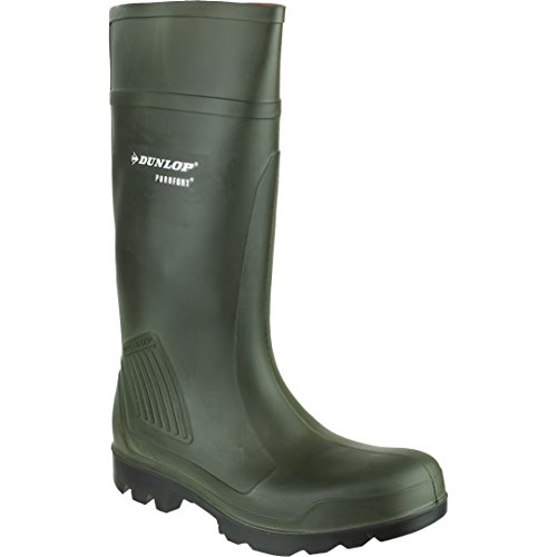 Wellies Purofort Green Dunlop Adults Professional Unisex 7IwCTxTq6H