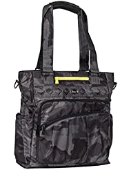 Lug Womens Ace (Victory) Travel Tote, Camo Black, One Size