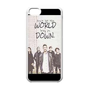 Of mice & Men01.jpgiPhone 5c Cell Phone Case White GY03CK47