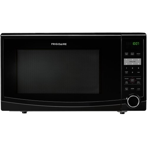 Frigidaire FFCM1134LB 1.1 cu. ft. Countertop Microwave Oven with 1,100 Cookin... (Frigidaire 1-1 Cu Ft 1100 Watt Countertop Microwave)
