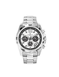 Certus Men's Silver Dial Date Watch