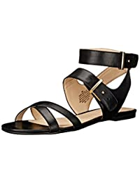 Nine West Women's Darcelle Flat Sandals