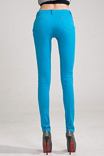 Leegoal(TM) Women Casual Pencil Skinny Leg Jeggings Pants Stretchy Jeans