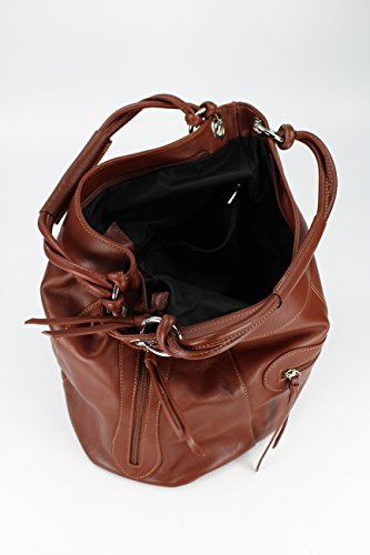 Belli, Borsa shopper donna Marrone (marrone)