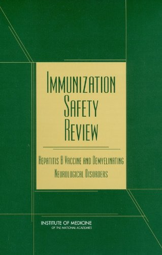 Immunization Safety Review: Hepatitis B Vaccine and Demyelinating Neurological Disorders (Vaccines) (Best Medicine For Hepatitis B)