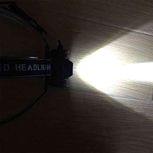 Lampe De Poche USB Projecteurs à LED De Camping Conduite De Nuit Essentielle