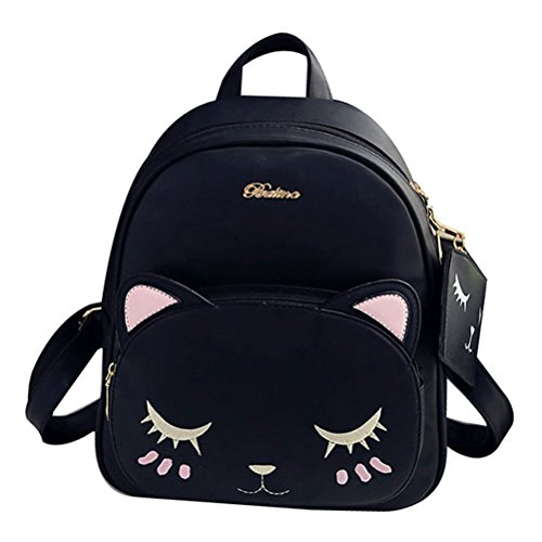Pu School Bag - 8