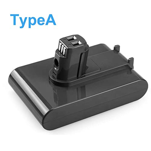 Upgraded 3000mAh DC31 Replacement for Dyson 22.2V Battery Co