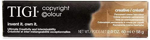 Tigi Color Creative Creme-Emulsion for Hair, 9/0 Very Light Natural Blonde, 2 Ounce