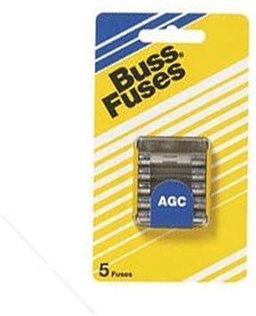 Bussmann Division AGC-40-R Agc Fuses