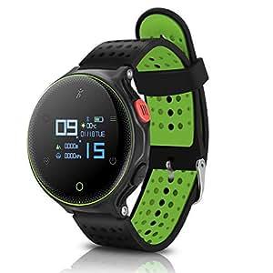 Naroote Reloj Deportivo Resistente al Agua, Microwear X2 ...