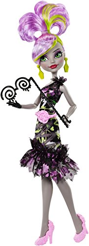 Welcome to Monster High Moanica D'Kay Dance the Fright Away Doll]()