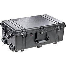 Pelican 1650 Case With Foam (Black)