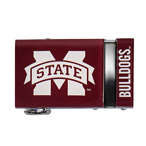 Mississippi State Bulldogs 40mm Buckle ()
