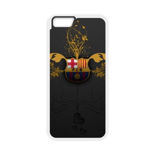 Fcb 008 coque iPhone 6 4.7 Inch Housse Blanc téléphone portable couverture de cas coque EOKXLLNCD11863