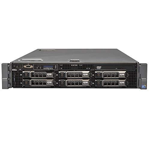 Dell PowerEdge R710 LFF 2x X5570 Quad Core 2.93 Ghz 64GB RAM SAS 6i/R 2x - Form Small Sas