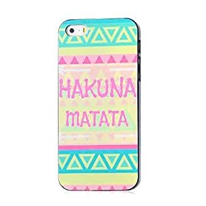 YULIN iPhone 4/4S/iPhone 4 compatible Graphic/Mixed Color/Special Design Back Cover