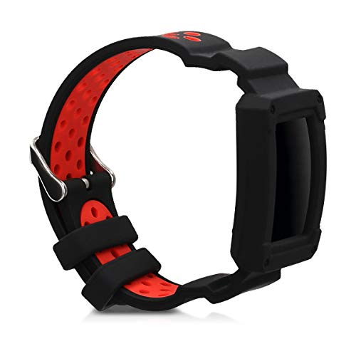 kwmobile Strap for Fitbit Charge 3 - Fitness Tracker Replace