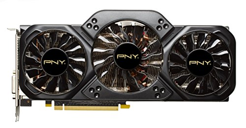 PNY GeForce GTX 780 Ti Enthusiast Overclocked Edition Graphics Card VCGGTX780T3XPB-OC