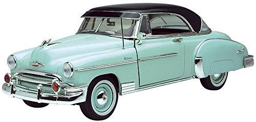 Motormax 73111 1950 Chevrolet Bel Air Green 1/18 Diecast Model Car